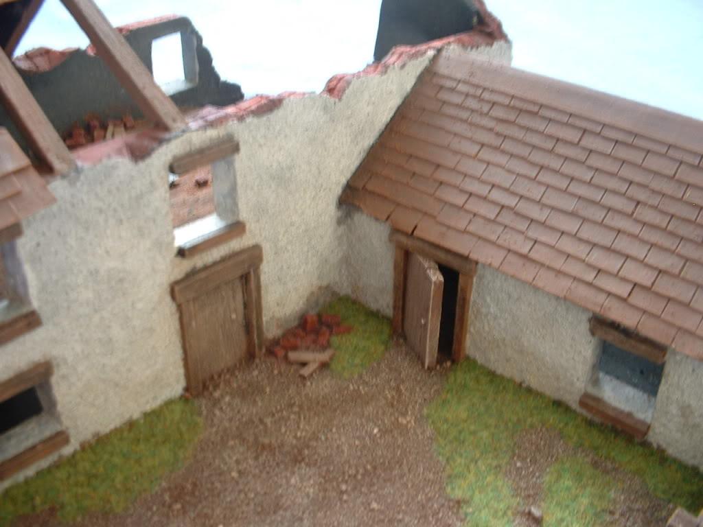 The building of Phil's farmhouse ruin DSCF0017