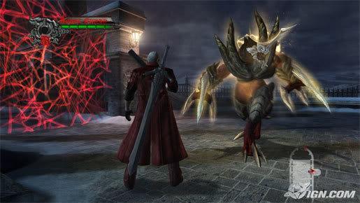Devil May Cry 4 DMC3