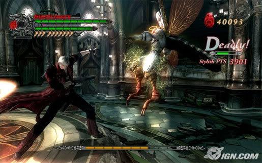 Devil May Cry 4 DMC4