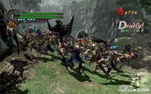 Devil May Cry 4 DMC5