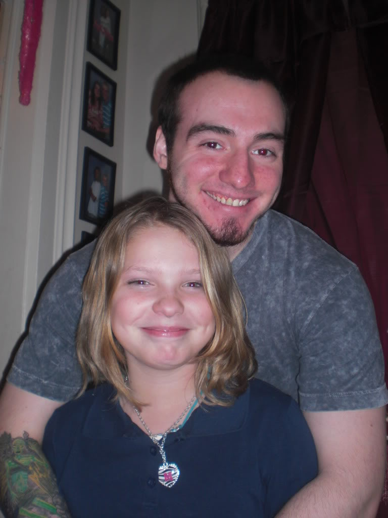 Picture of My Son and Daughter JoshRisaandbabyNod004