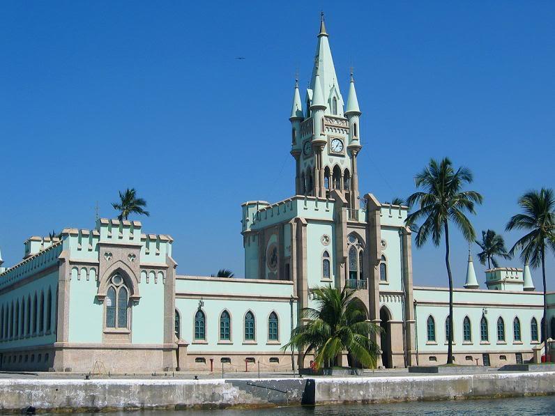 Palácios Imperiais do Brasil 000002IlhaFiscal0022