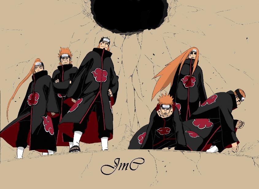 Clan rinengan(original)  Pein6