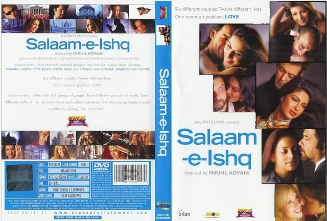 SALAAM-E-ISHQ (2.007) con SALMAN KHAN + Vídeos Musicales + Sub. Español Sei