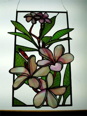 Umetnost stakla - Page 4 Plumeria