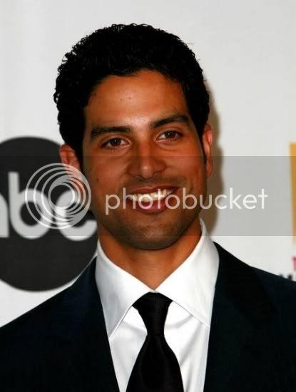 Le héros le plus sexy Adam-Rodriguez