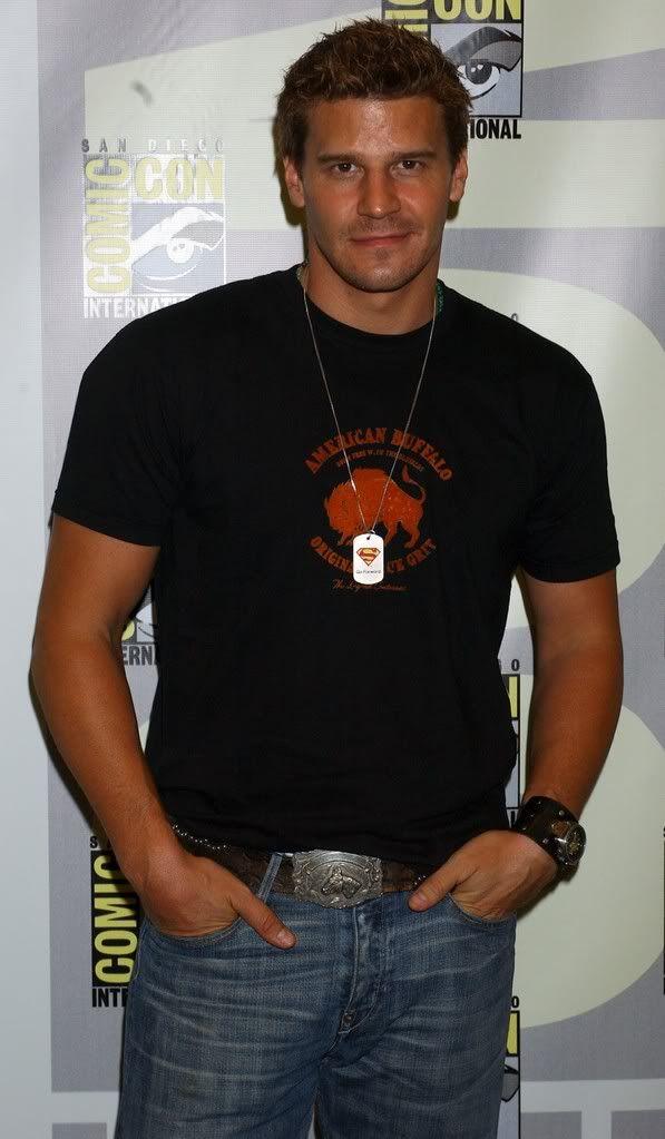 Le héros le plus sexy DavidBoreanaz2