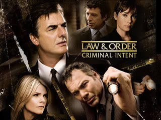 Law & Order Criminal Intent / New York Section Criminelle MP_320_LO
