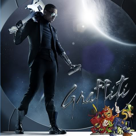 Chris Brown Discography ¦ 4 Albums + CD Covers ¦ » Direct Links Graffiti-cover