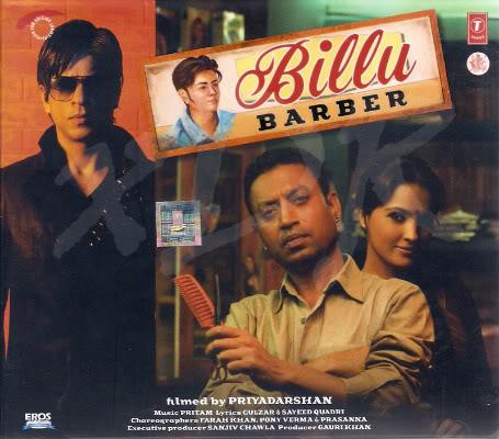 Billu Barber 2009 Rmvb 383 Mb مترجم اخر افلام شاروخان بطولة مطلقة
