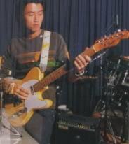 Bộ sưu tập guitar của Nic TELECASTER2