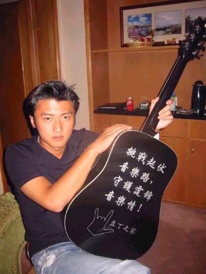 Bộ sưu tập guitar của Nic P1