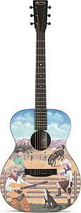 Bộ sưu tập guitar của Nic Martin_cowboy3