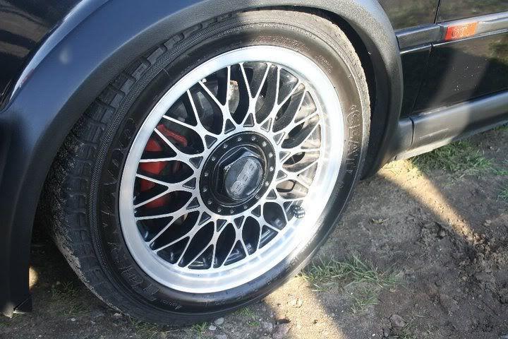 BBS RZs diamond cut Wheel