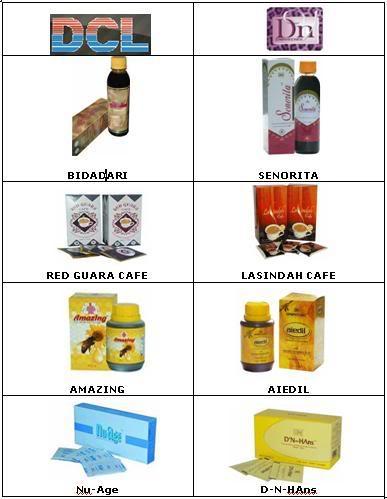 Makanan Berfungsi Dan Herbal Istimewa DCL