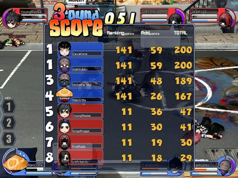 Royal Assassins Guild War [Won] RumbleFighter_12242008-100619