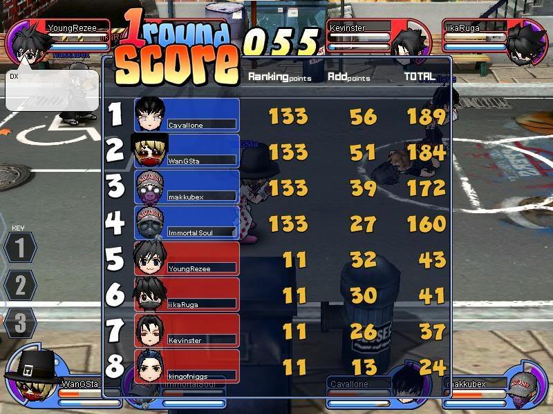 Royal Assassins Guild War [Won] RumbleFighter_12242008-100847