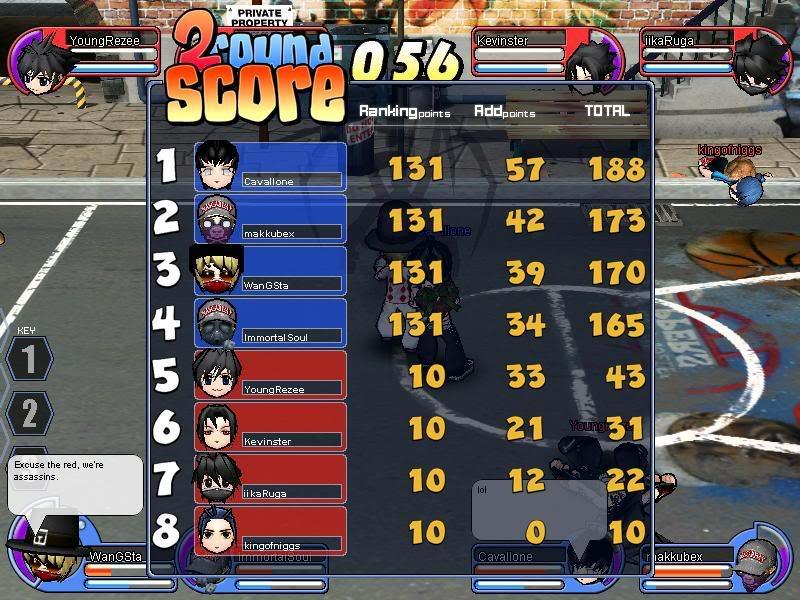 Royal Assassins Guild War [Won] RumbleFighter_12242008-101002