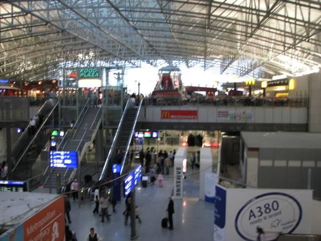 Fraport - Frankfurt airport IMG_3693