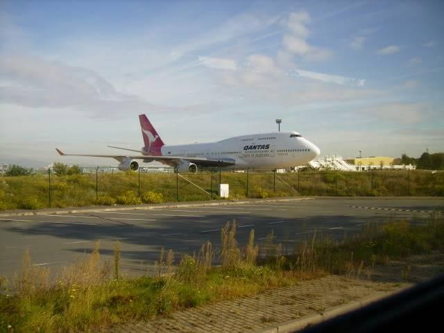 Fraport - Frankfurt airport P9190001
