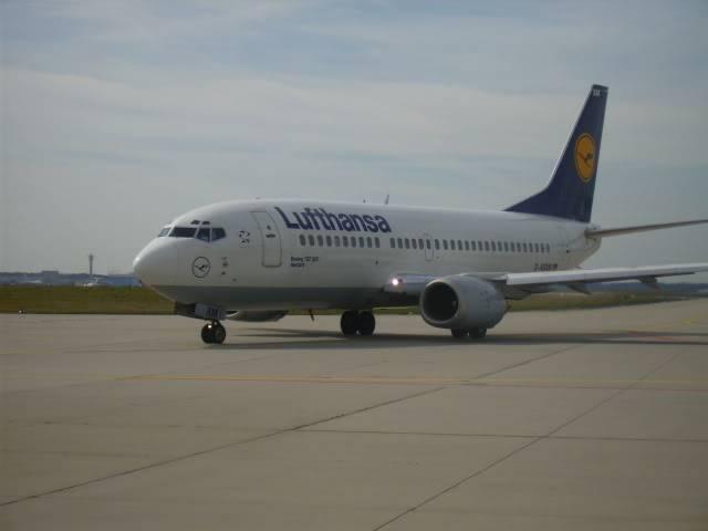 Fraport - Frankfurt airport P9190042