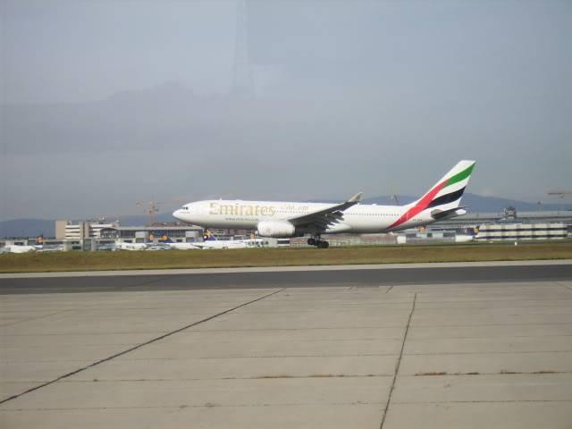 Fraport - Frankfurt airport P9190048