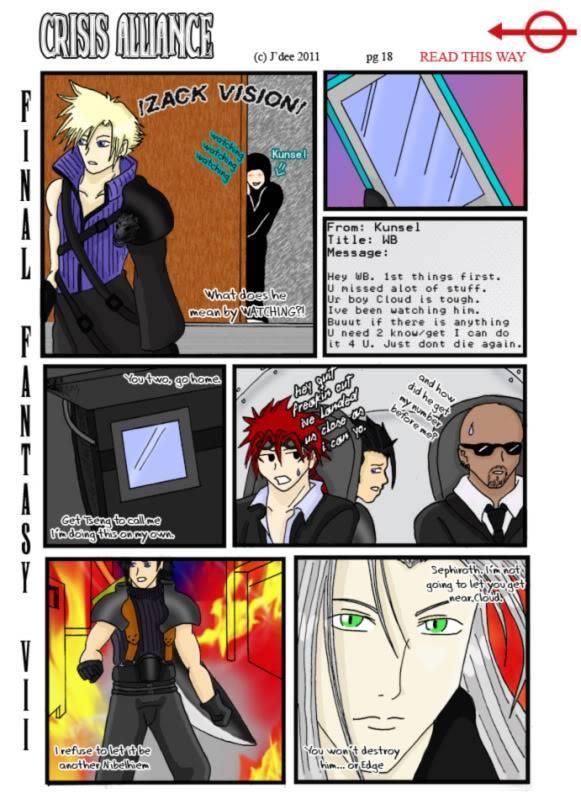 Fan Art Thread FFVIICADoujinshi18