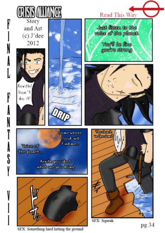 Fan Art Thread - Page 4 FFVIICADoujinshi34