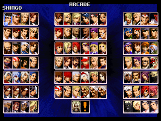 KOF10th Anniversary Version 3.0 - Page 3 2