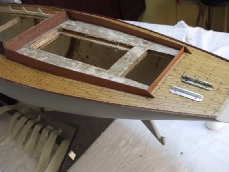 Restauração do LA POSTE DSCF1389