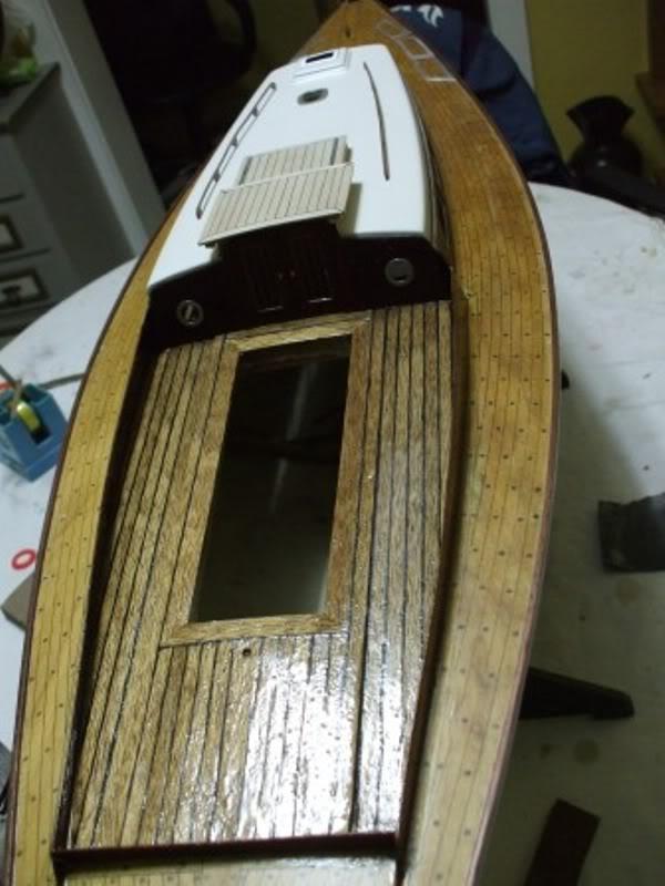 Restauração do LA POSTE DSCF1400