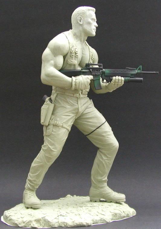 kit resine Predator ! magnifique !!! Dutch013