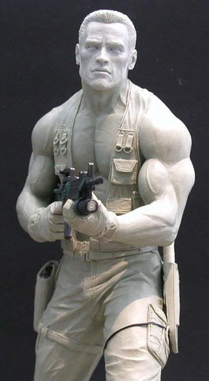 kit resine Predator ! magnifique !!! Dutch027