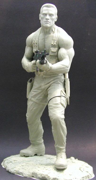 kit resine Predator ! magnifique !!! Dutch032