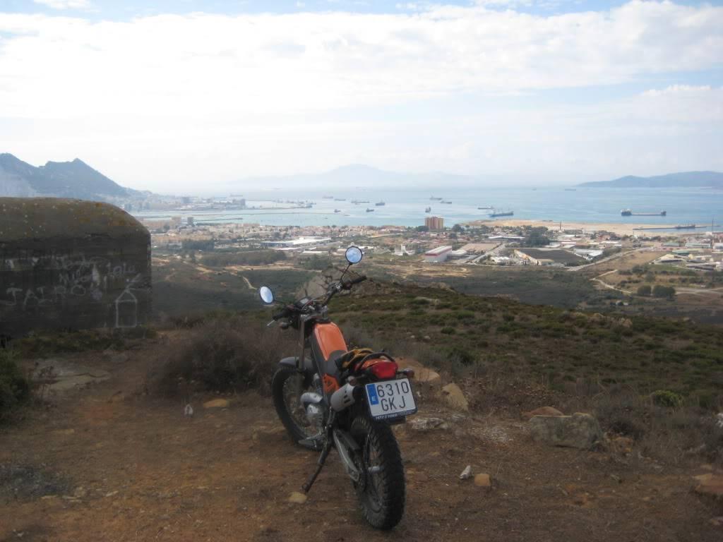Bahia de Algeciras y tren IMG_1157