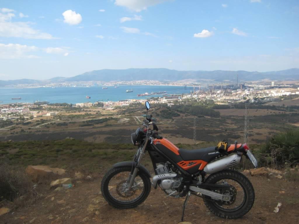 Bahia de Algeciras y tren IMG_1158