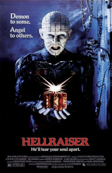 Filmski plakati 388px-Hellraiser_poster
