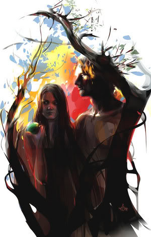 Adam & Eve Adam_and_Eve_by_LimKis