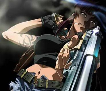 Boobs in animation. Your characters and preferences are welcome! ( . ) ( . ) BlackLagoon3