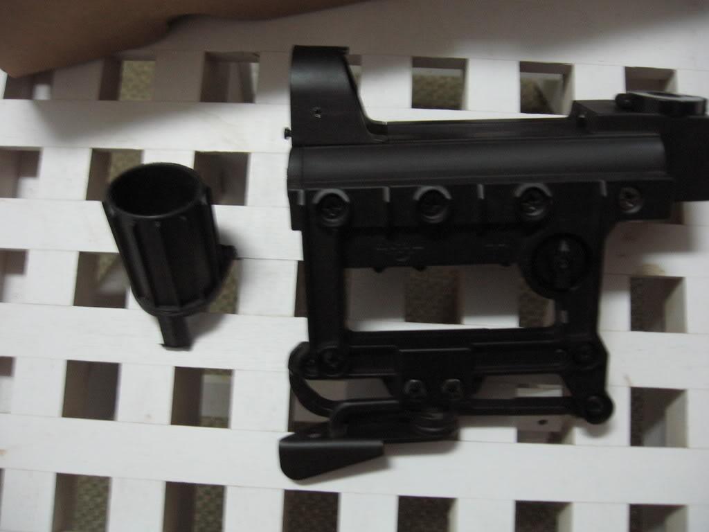 EKP 1S-03 Red Dot Military rifle scope Imagem032