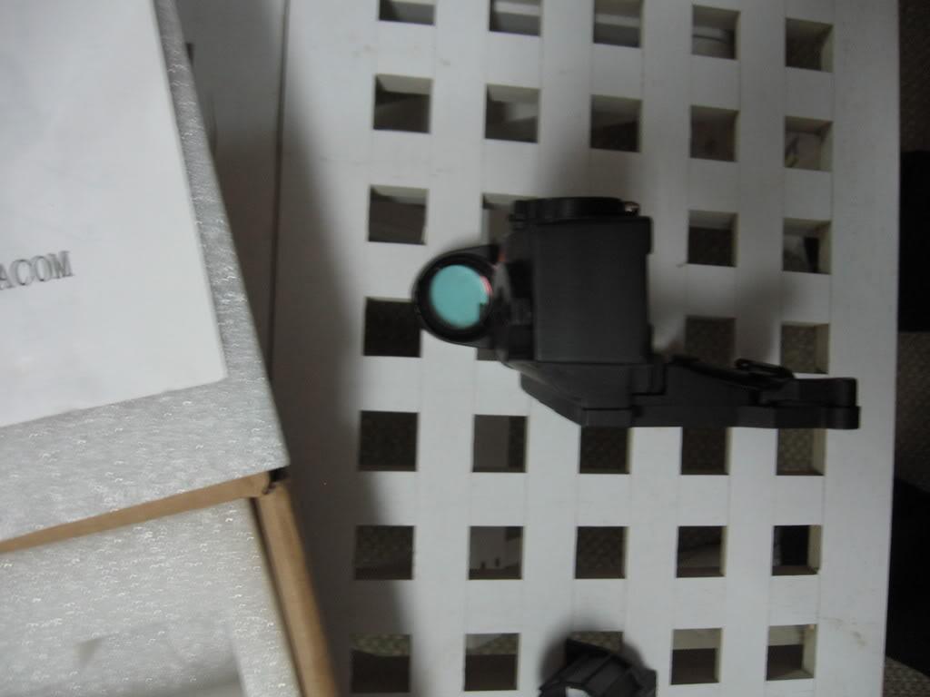 EKP 1S-03 Red Dot Military rifle scope Imagem033