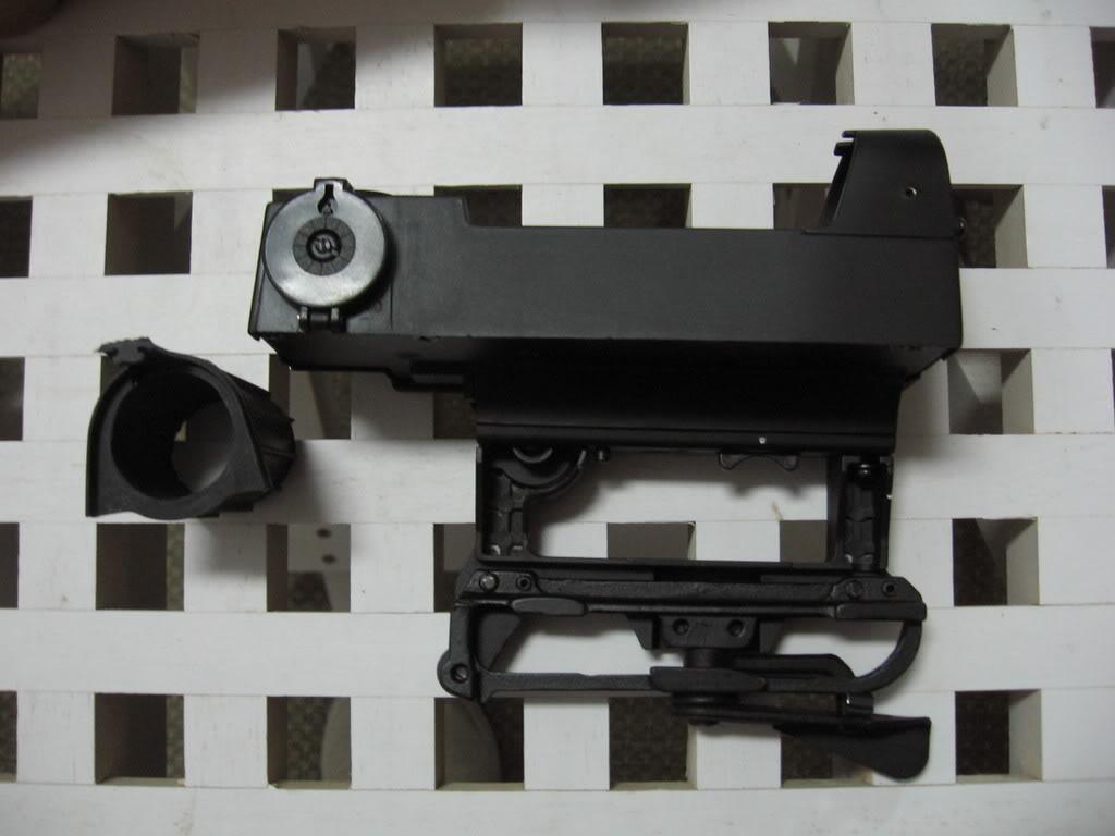 EKP 1S-03 Red Dot Military rifle scope Imagem034