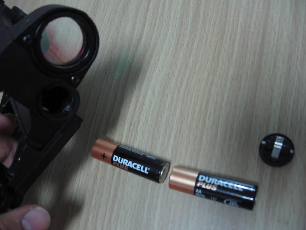 EKP 1S-03 Red Dot Military rifle scope Imagem041