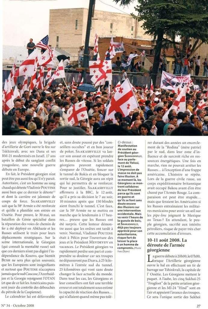 Revista dedicada ao conflito Russia-Geórgia Img62910