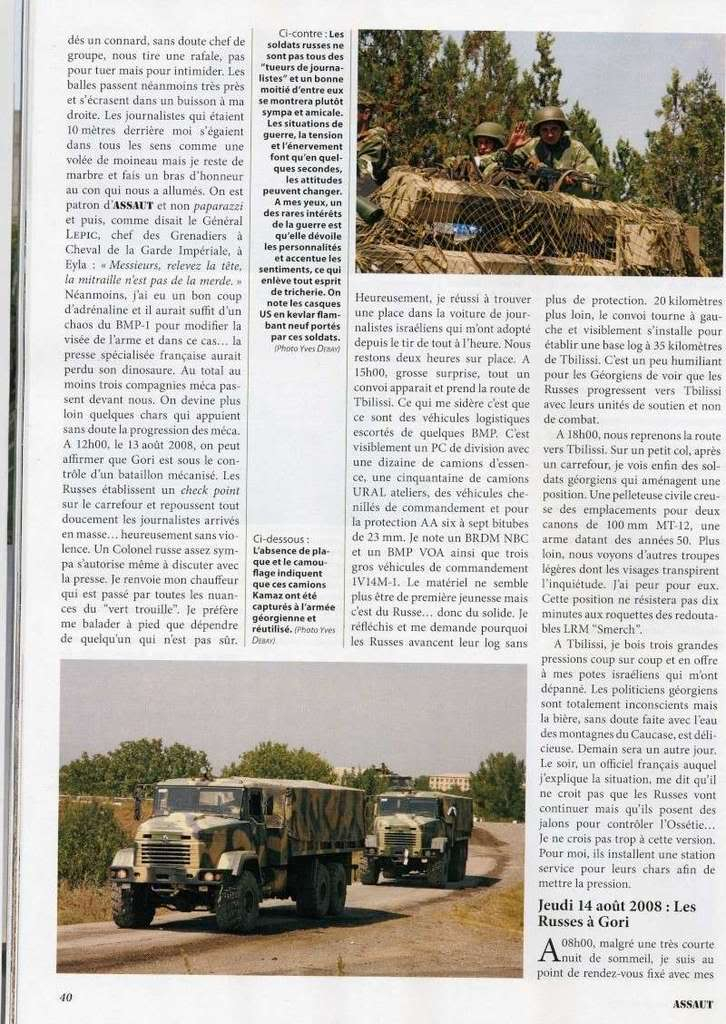 Revista dedicada ao conflito Russia-Geórgia Img64210