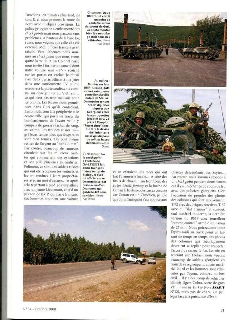 Revista dedicada ao conflito Russia-Geórgia Img64310