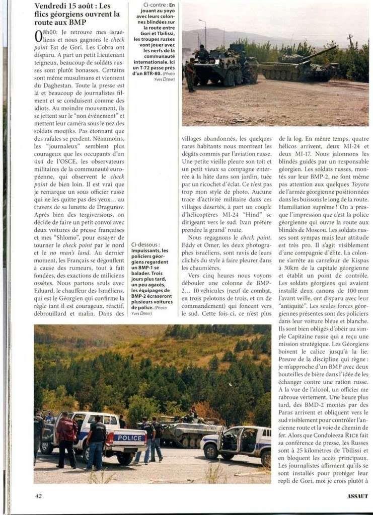 Revista dedicada ao conflito Russia-Geórgia Img64410