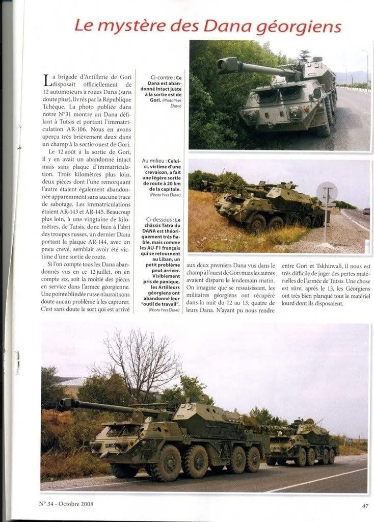 Revista dedicada ao conflito Russia-Geórgia Img64910