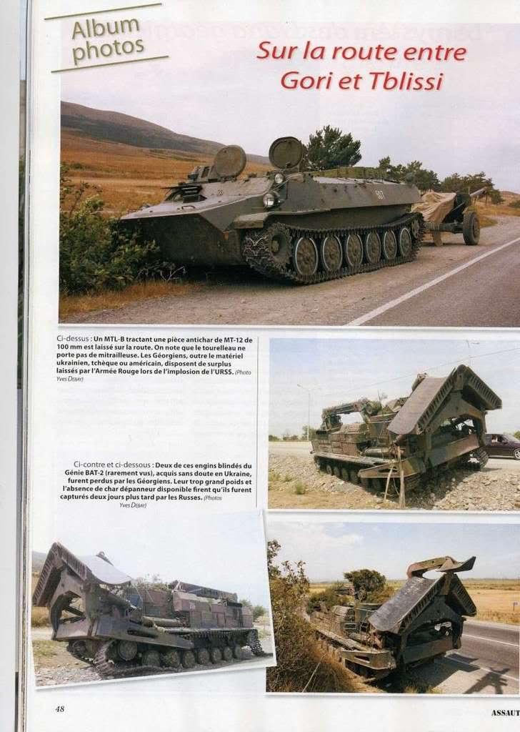 Revista dedicada ao conflito Russia-Geórgia Img65010