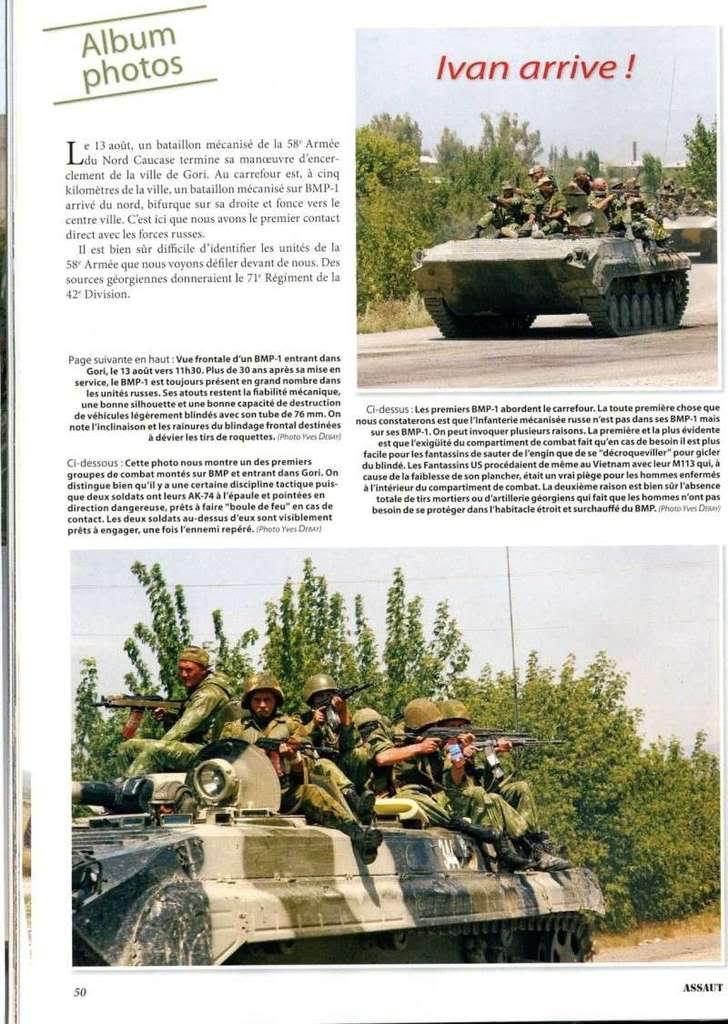 Revista dedicada ao conflito Russia-Geórgia Img65210